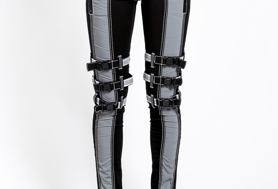 Tripp pants- Reflector Panel
