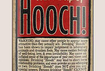 Hooch Flask
