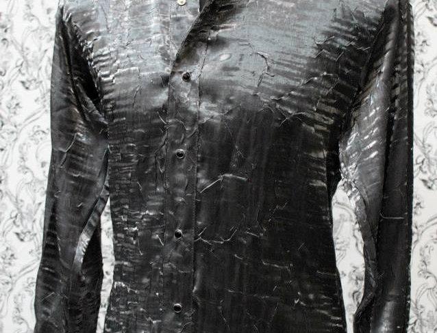 Silver Shimmer Shirt