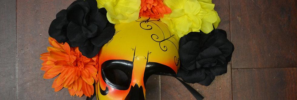 Dia De Las.  Meurtas Mask