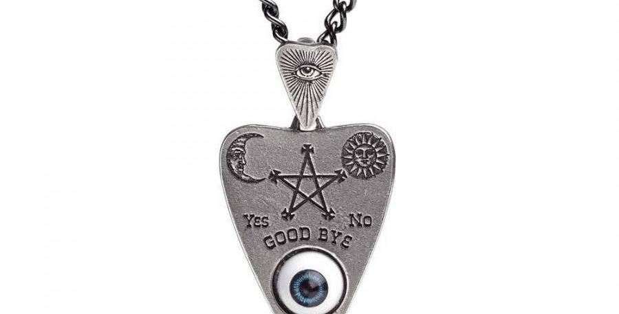 Alchemy Ouija Board Necklace