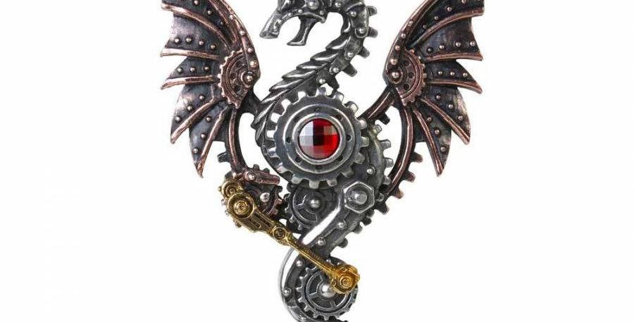 Blast Furnace Behemoth Necklace