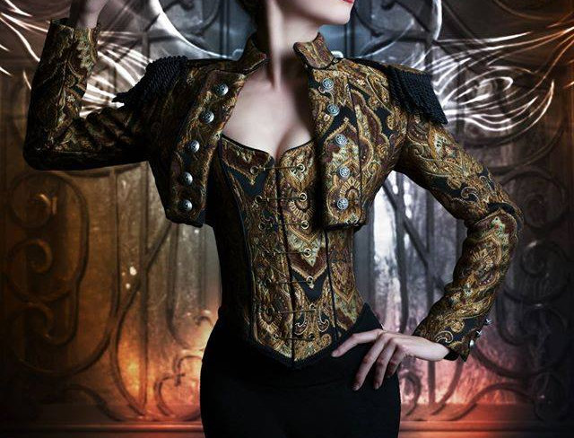 Toreador Jacket Steampunk Carnival