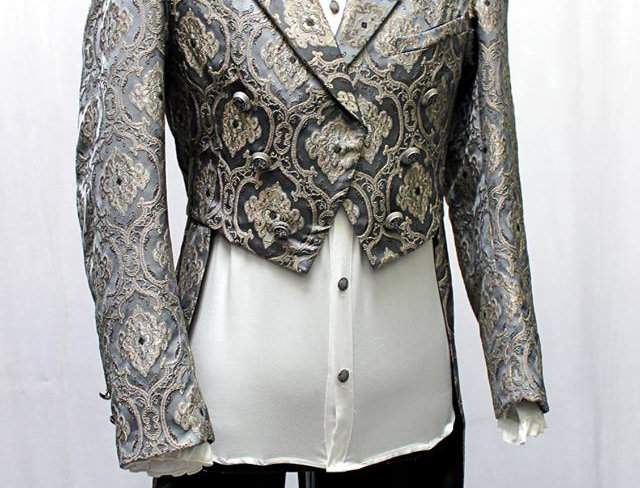 Shrine Brocade Tailcoat