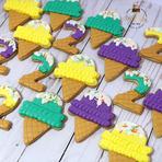 Ice cream theme cookies