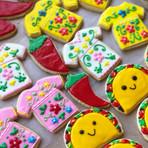 Fiesta theme cookies