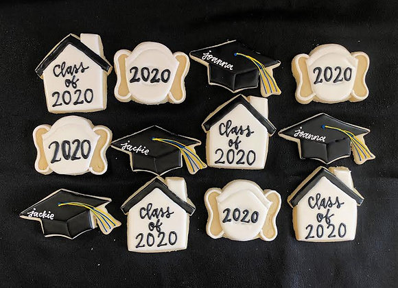 Graduation Cookie Set 2