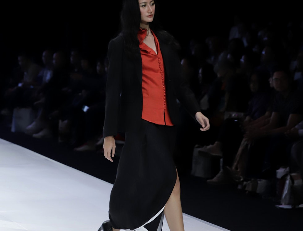 Tapis Linen Jacket