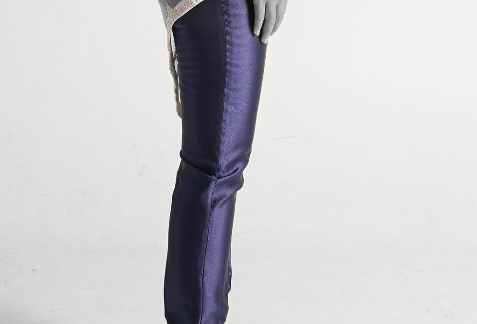 Silk Pant Suit