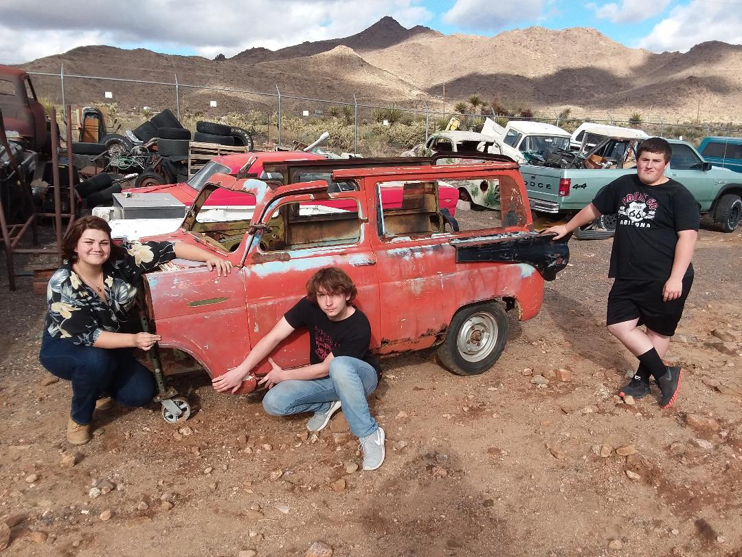 2019 Keeping Hot Rodding Alive team phot