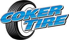 2019 Cat House sponsor Coker Tirer Logo.
