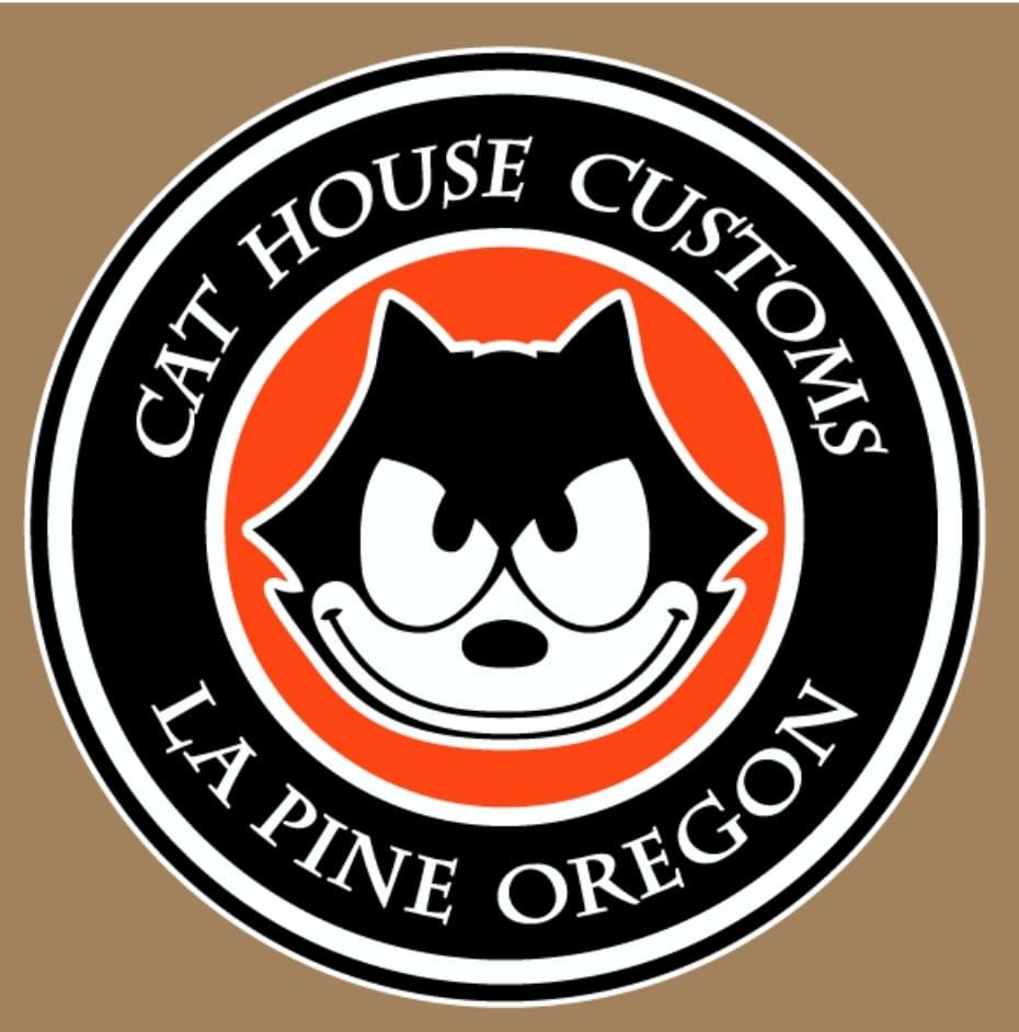 2019 Cat House Customes logo