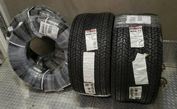 2019 Cat House tires