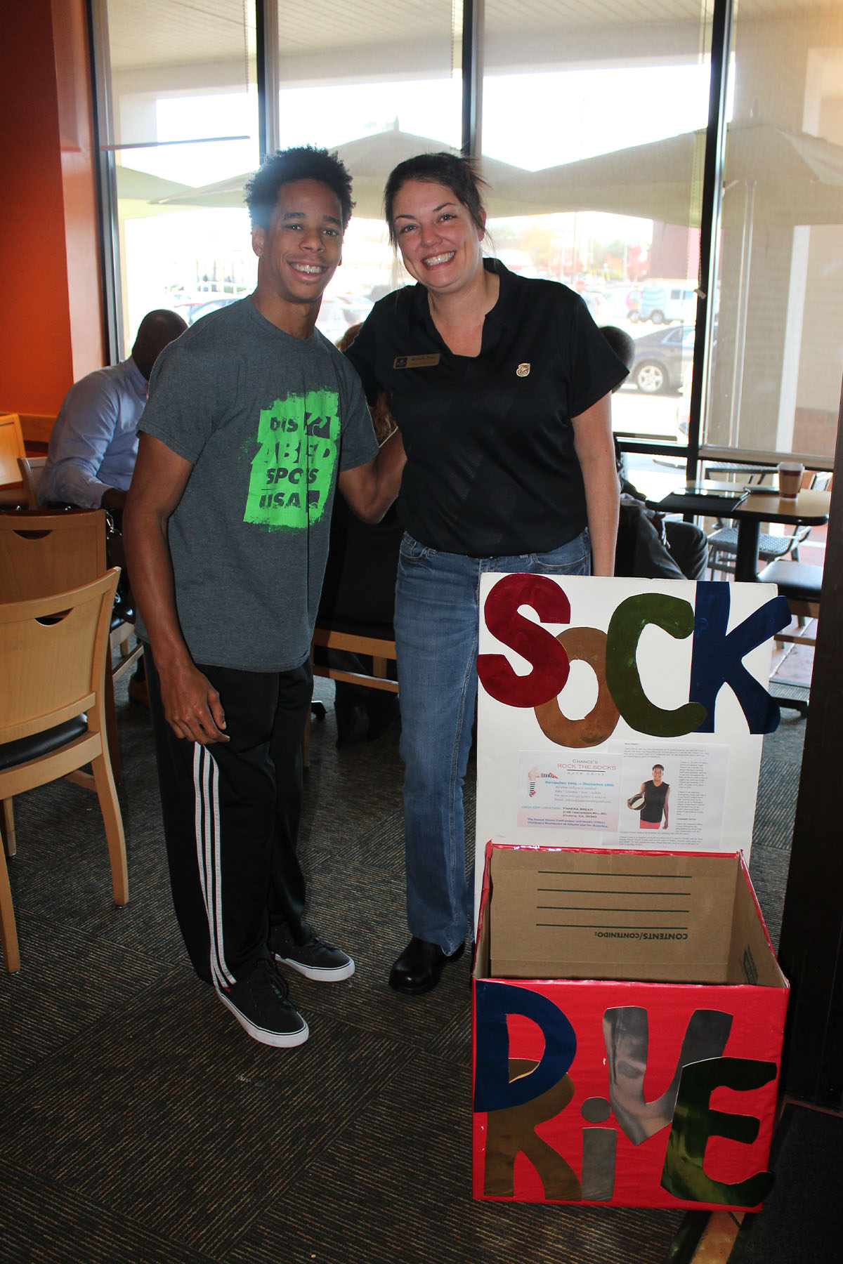 Chance_ Rock the Socks_Sock Drive_IMG_0014