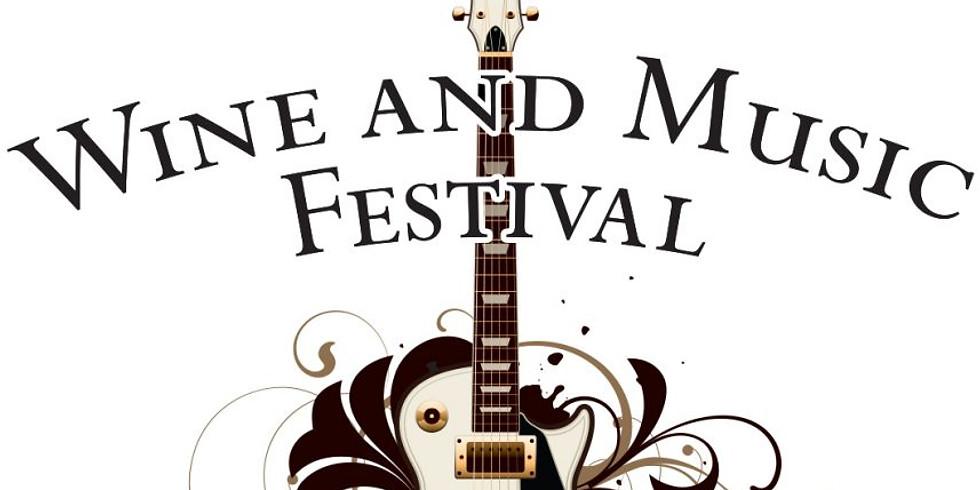 Sharrott Winery's Wine & Music Festival