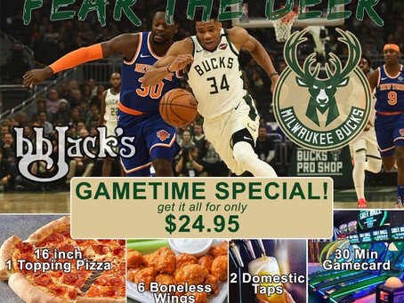 Bucks Vs Knicks Tonight @BBJacksCG