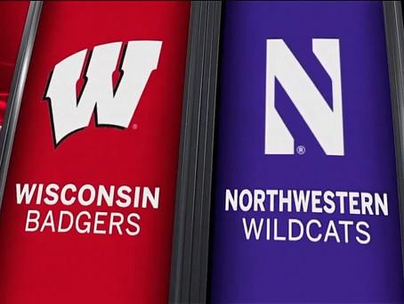 Badgers vs Northwestern Tonight At Bb Jack's CG