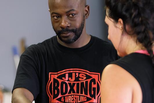 JJ's Boxing Owner