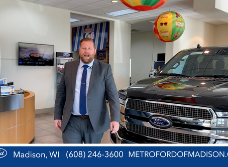 Metro Ford Of Madison iPad/Chromebook Special
