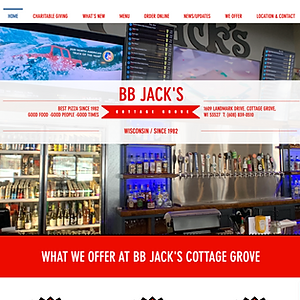 BB Jacks Cottage Grove