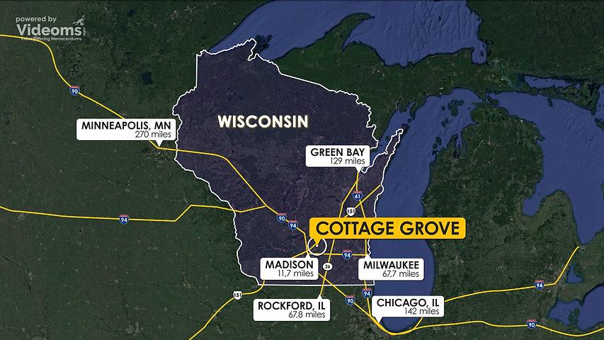 NorthGrove Corporate Park. Regional Map_