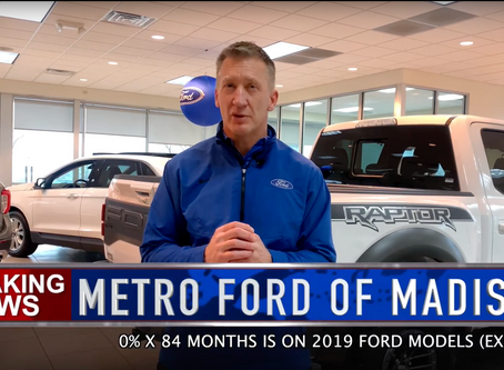 🚨BREAKING NEWS🚨 Metro Ford Of Madison