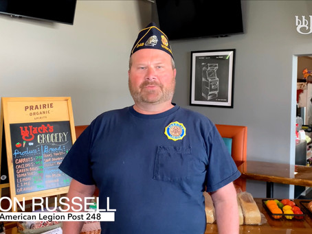 BB Jack's Partners With The American Legion Post 248