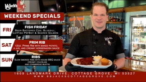 BB Jack's Cottage Grove Weekend Meal Specials