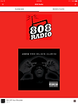 808 Radio Ipad Image