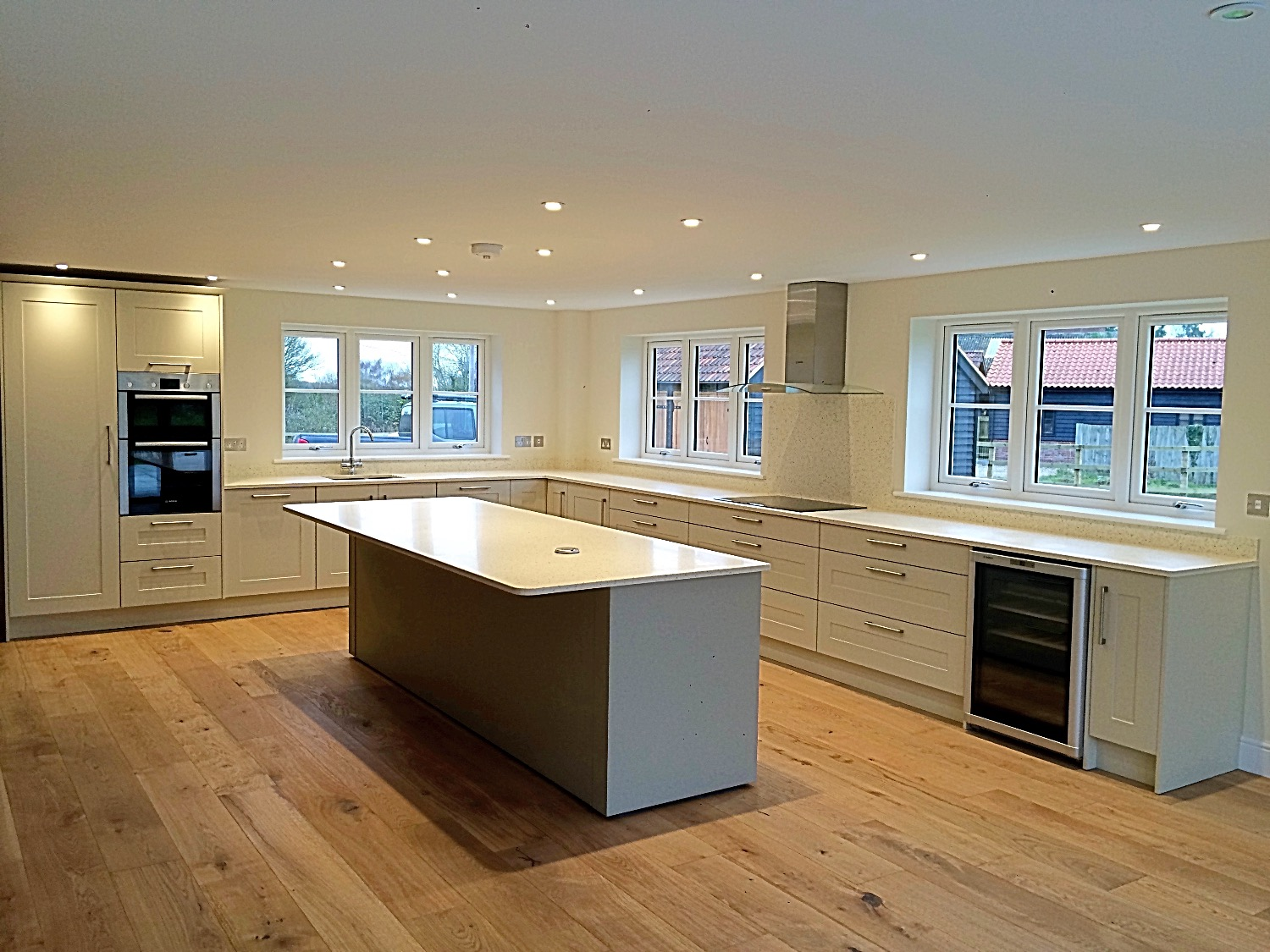 Contemporary Kitchen Suffolk