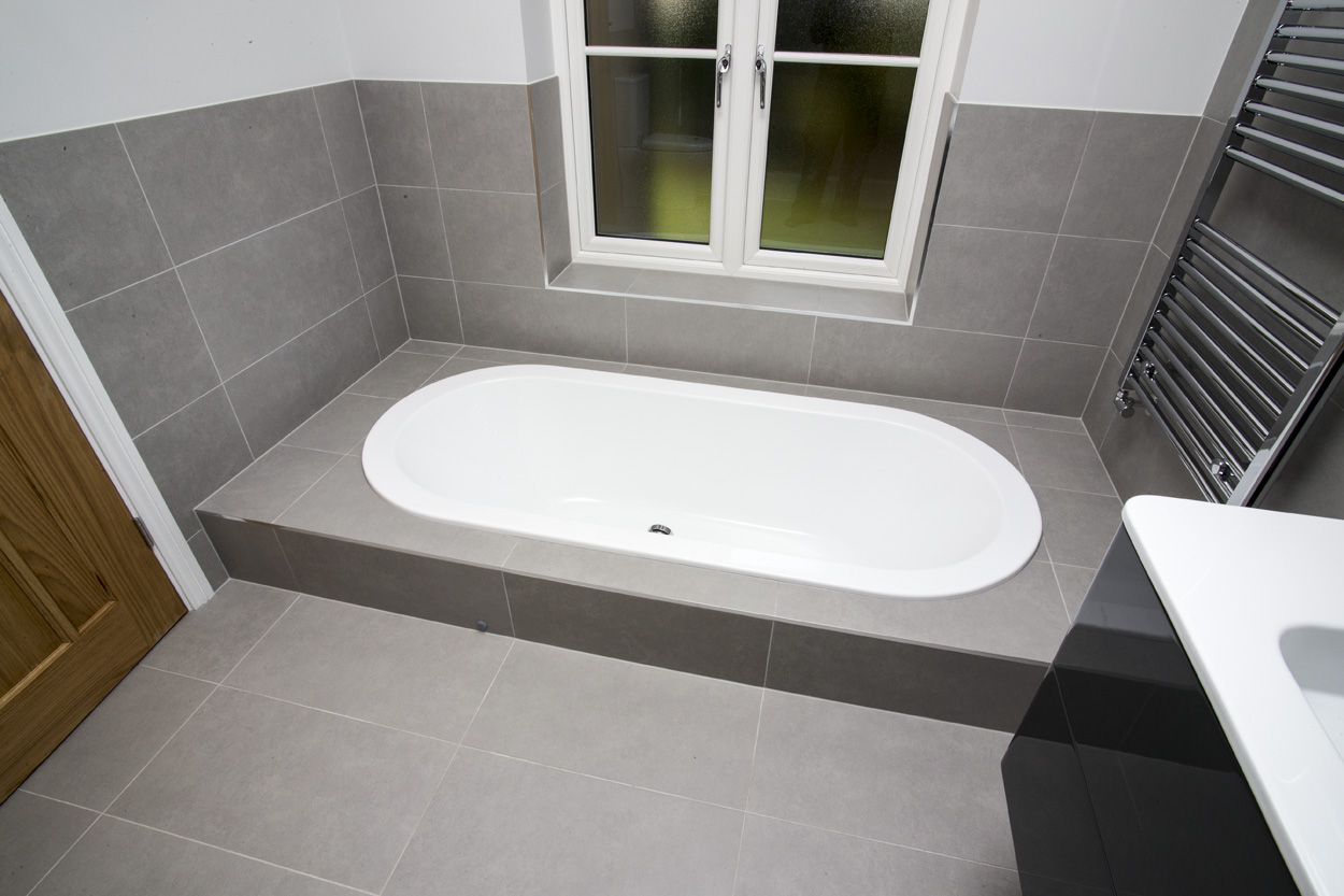 Sunken bath, Extension Suffolk
