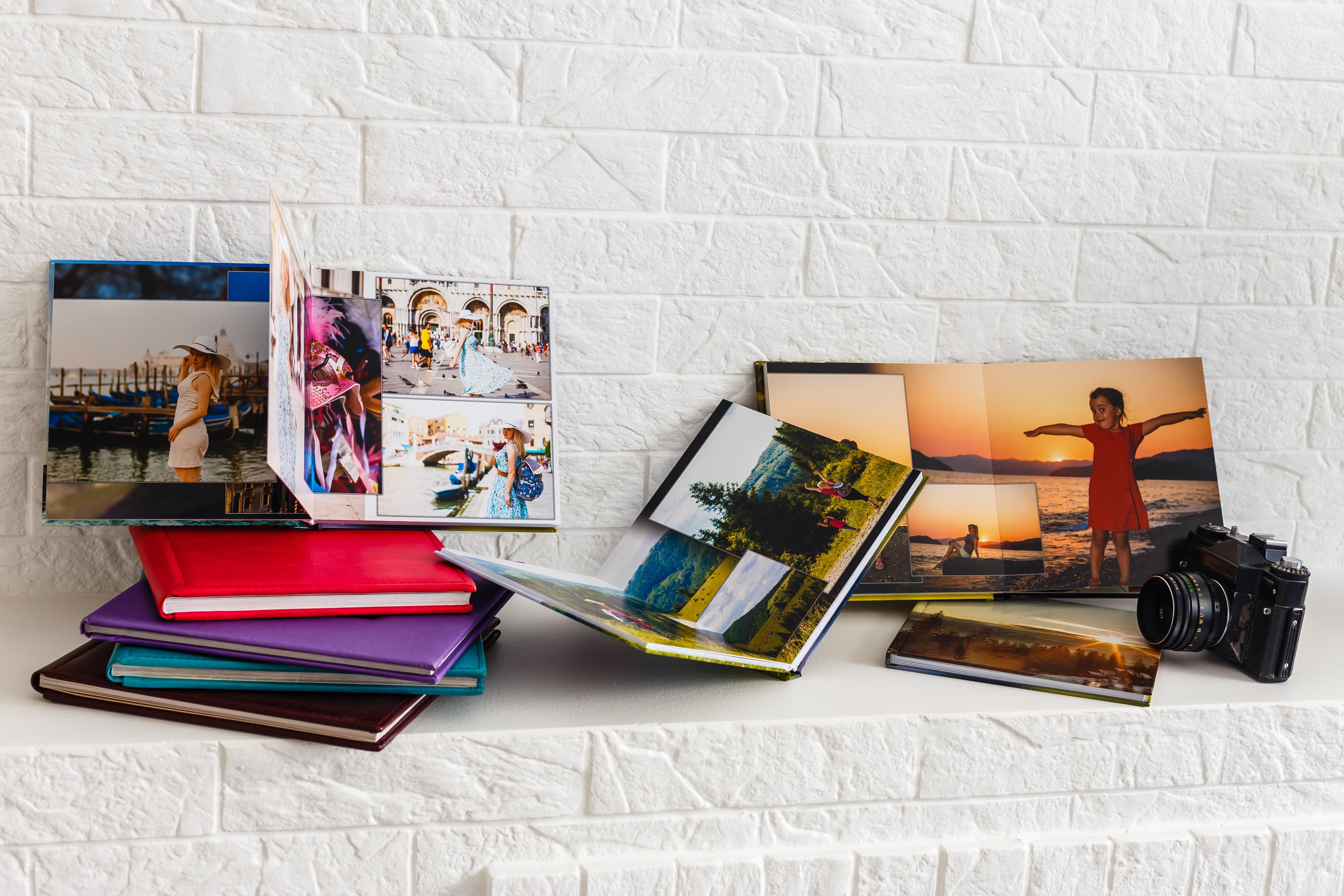 Custom Photobooks