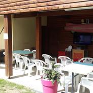 Salle de restaurant ou d'activité