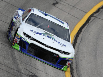 RACE IN REVIEW: Ty Dillon at Atlanta Motor Speedway - February 25, 2018
