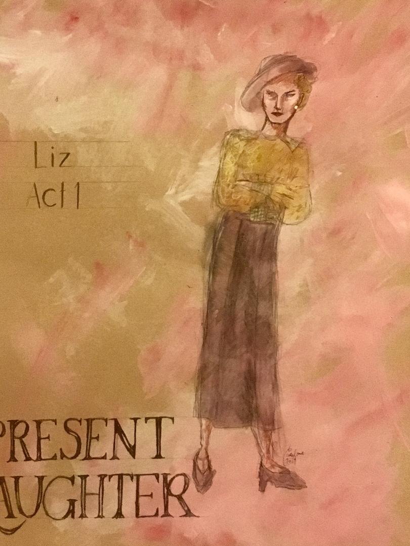 Liz Act 1,3