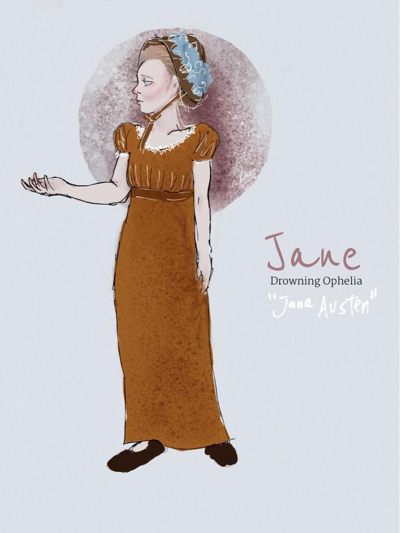 """Jane--""""Jane Austen"""""""