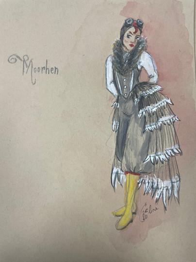 The Moorhen