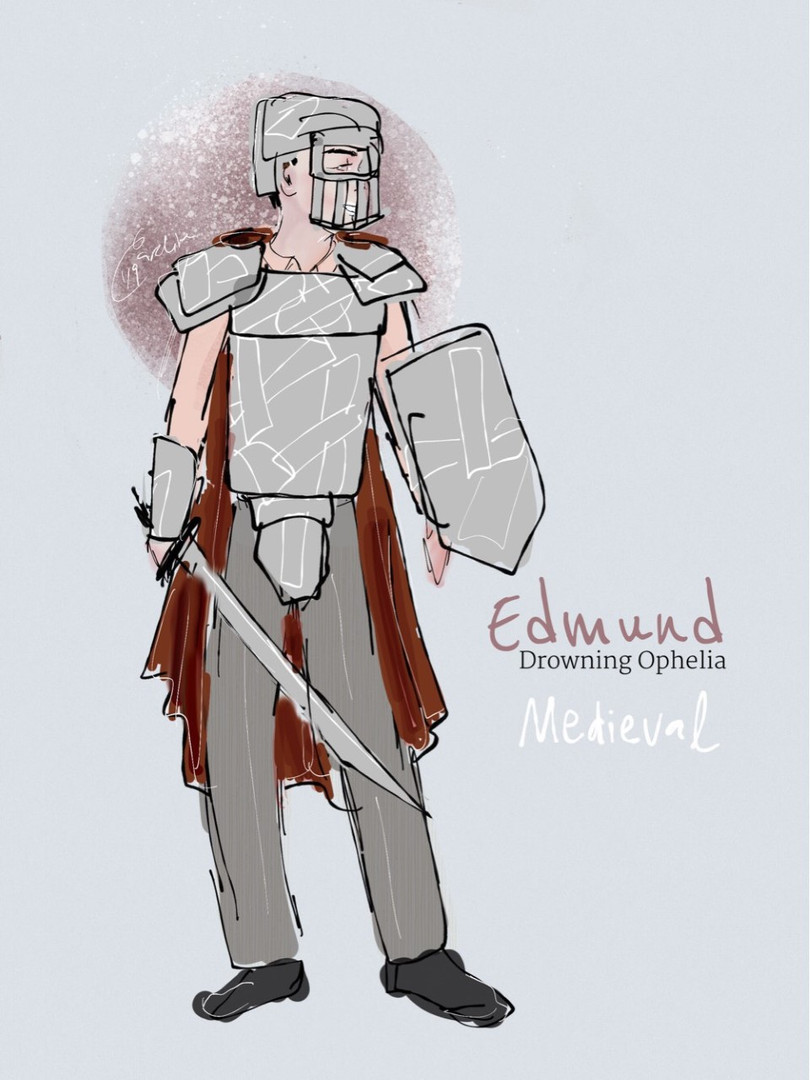 Edmund--Medieval