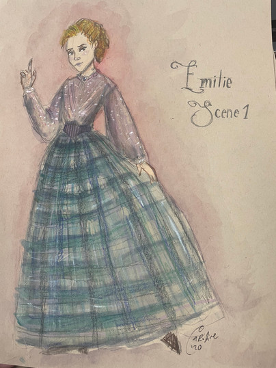 Emilie Scene 1
