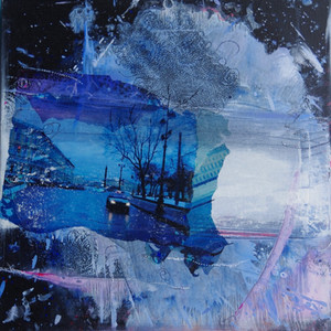 Blue Hour IIII