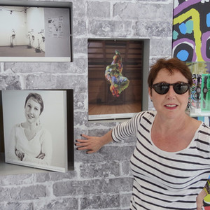 Claudia Blaesi: 55. Biennale di Venezia Giardini, Swatch Booth, Venice / Italy