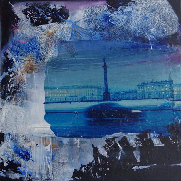 Blue Hour I