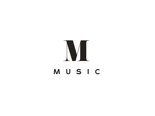 M For Music Logo