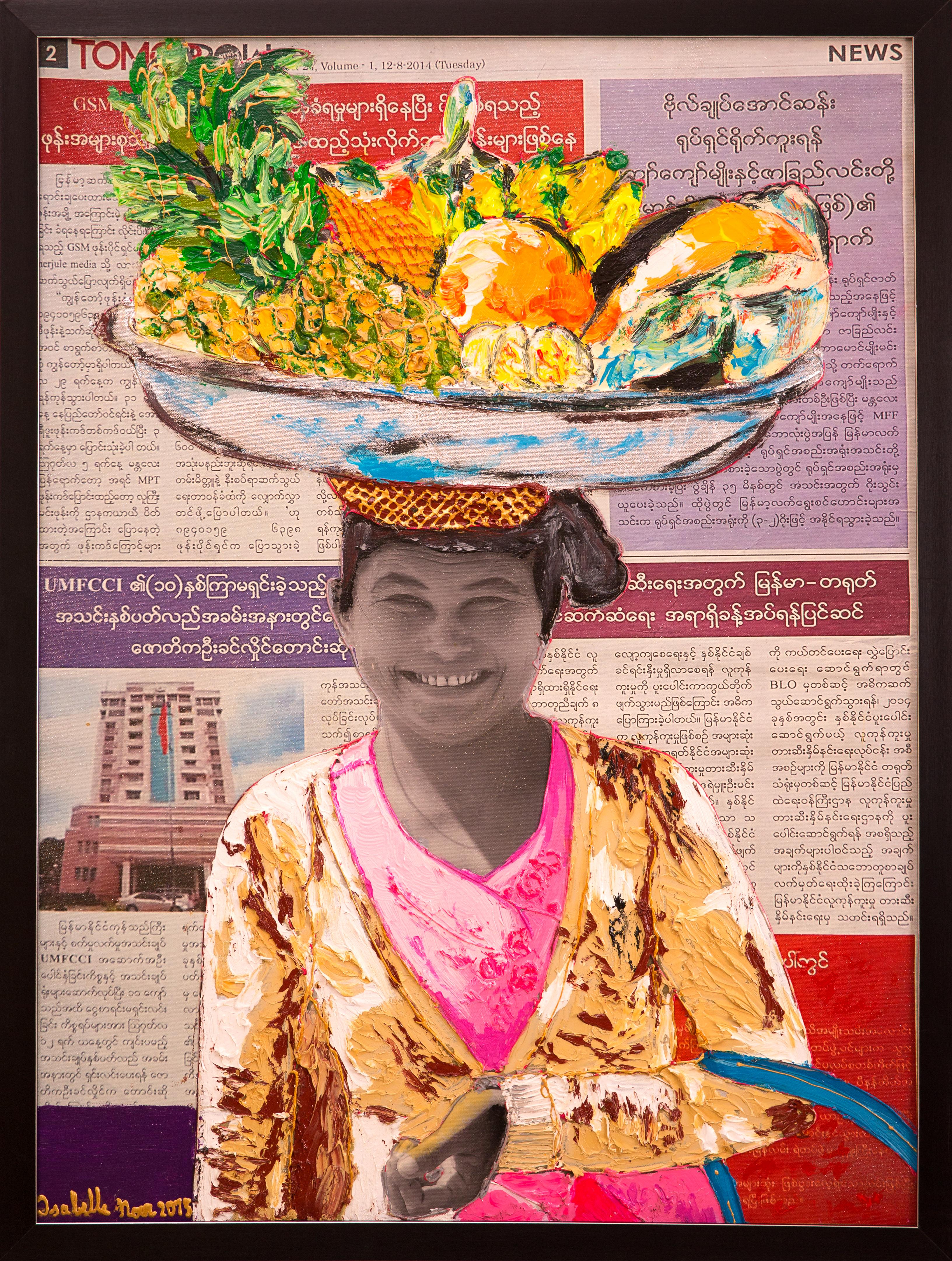 Lady Thuya (Burma)