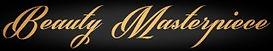 Beauty Masterpiece Logo, London luxury online retailer, jewellery, lingerie, fashion, hair