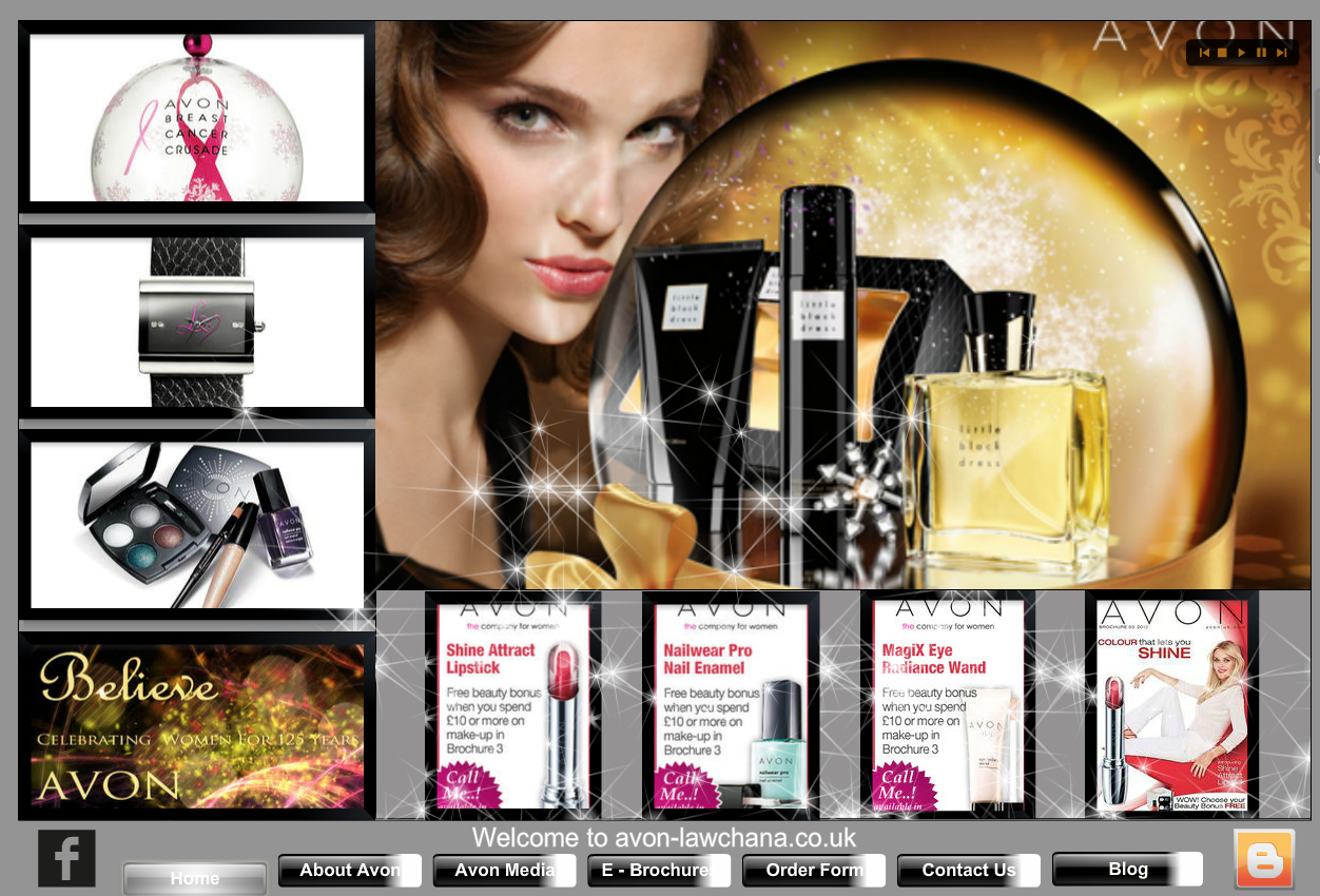 Avon Rep Site