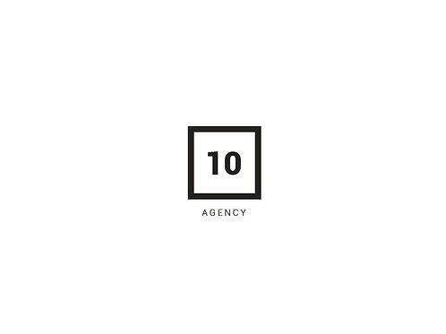 10 Agency Logo
