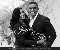 JATA Wedding Site
