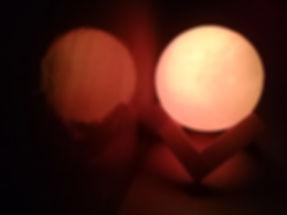 LUNA LED 3D BY MINERVA