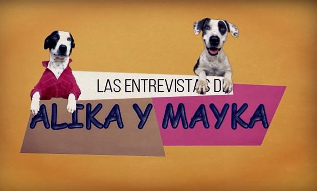 LAS ENTREVISTAS DE ALIKA Y MAYKA MINIATU